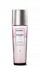 Goldwell KERASILK color PROTECTIVE BLOW DRY SPRAY ochronny DO SUSZENIA SUSZARKĄ 125 ml