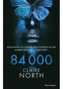 84 000 - Claire North - THRILLER
