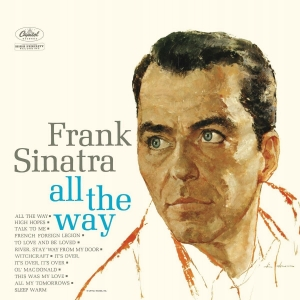 ALL THE WAY Frank Sinatra WINYL 180 G NOWA FOLIA