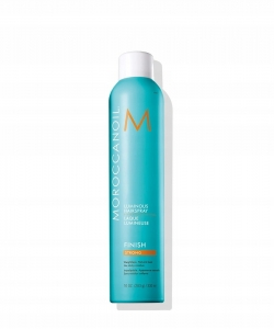 MOROCCANOIL Mocny Spray do Włosów 330 ml LAKIER LUMINOUS HAIRSPRAY FINISH STRONG