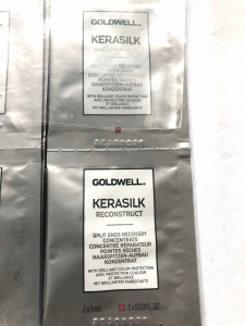 Goldwell KERASILK RECONSTRUCT SPLIT ENDS 2 x 1ml