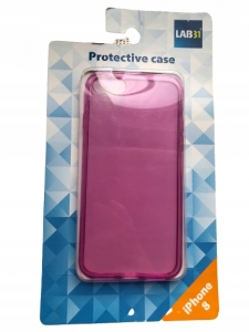 Etui Case Apple Iphone 8 plecki Róż PINK