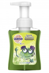 Sagrotan Kids Mydło w piance Aloes 250ml