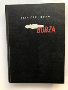 Ilia Erenburg - Burza TOM 1 - 1950