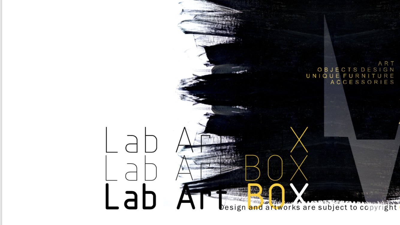 Lab Art BOX